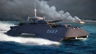 10 Most Insane Secret Military Machines That Will Leave You Stunned
