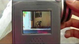 Black Ops Spy Car/RC-XD Surveillance Vehicle Video Test w/Audio