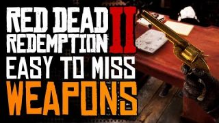 Don't Miss These **SECRET** Weapons | Red Dead Redemption 2 Best Hidden Weapons & Locations!
