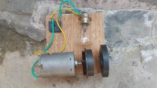 Free energy kit 100% working / generator easy 2019