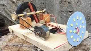 Free energy kit 100% working new self running generator easy homemade