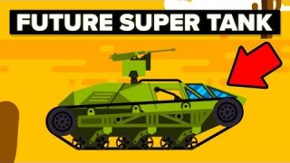 Future US Army / Military Luxury Super Tank – The Ripsaw