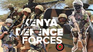 Inside Kenya Defence Forces: one of Africa's Most Disciplined Armies(military)