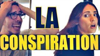 La conspiration – Natoo ( feat Kemar, Cyprien, Squeezie, Mister V et Ludovik )
