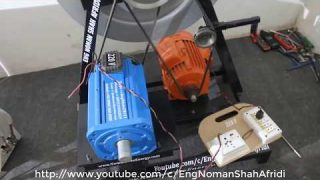 New for 2019 Free Energy Generator 100% Self Running By Eng Noman Shah Afridi