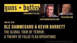 Ole Dammegard & Kevin Barrett | A Theory of False Flag Operations