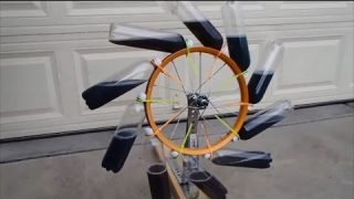 Perpetual Motion – Bhaskara's Wheel – Free Energy