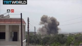 The war in Syria: 300 killed by regime attacks since end of April