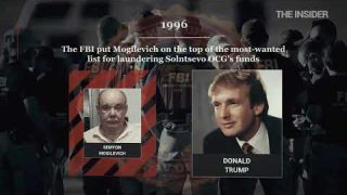 Trump's ties to Russian organized crime