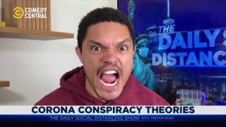 Corona Conspiracies | The Daily Social Distancing Show | 21 April 2020