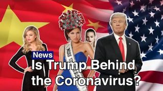 Russian TV Runs Conspiracy Theory Blaming Trump for Coronavirus | The Moscow Times