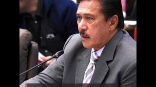 Sotto shows video on coronavirus conspiracy theory at Senate hearing