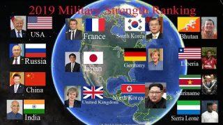 2019 Military Strength Ranking