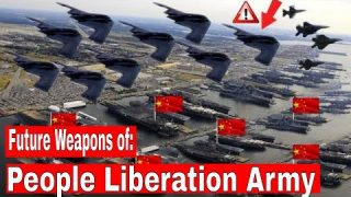 Future Weapons of China 2020   People's Liberation Army Update