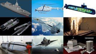Future Weapons of Japan. (日本の未来の武器)