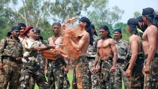 Indian Army Commando Training – Special Forces of India