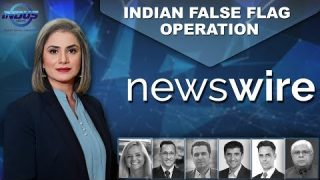 News Wire with Ayza Omar | India False Flag Operation | John Bolton Fired | Ep 129 | Indus News