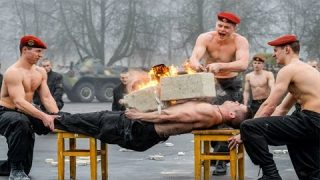 Russian Spetsnaz – Training