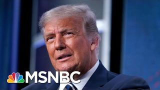 Trump Disclosed Secret Weapons System To Woodward   Morning Joe   MSNBC