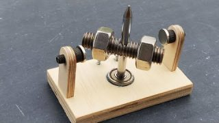 Bolt Using Free Energy Generator