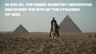 BUILDERS OF THE ANCIENT MYSTERIES TEASER #1 THE GREAT PYRAMID