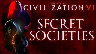 Civilization VI: Secret Societies – End of the Ley Line