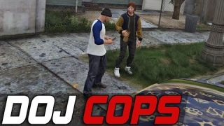 Dept. of Justice Cops #428 – Undercover Operation