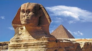 Egypt's ancient mysteries: Pyramids and the Great Sphinx of Giza