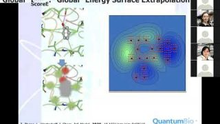 Lance Westerhoff, QuantumBio Inc., Free Energy Workshop 2020