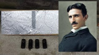 Nikola Tesla – Free Energy (fuel free system – How does it works?)