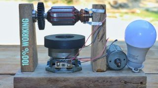Power full free energy generator|| self running machine ||