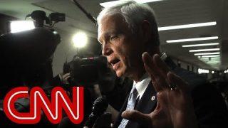 Senator: Texts refer to FBI secret society that's anti-Trump