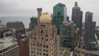 This Chicago hotel was once home to a secret society