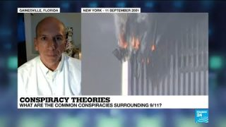 What are the common conspiracies surrounding 9/11?